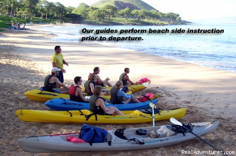 Image #3 of 6 - Maui's Best Kayak & Snorkel Tours