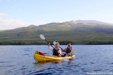 - Maui's Best Kayak & Snorkel Tours