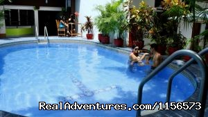 Swimming pool - Amazon Apart Hotel