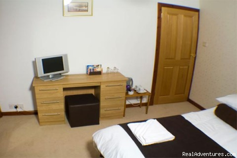 Facilities - Modern B&B at affordable prices!