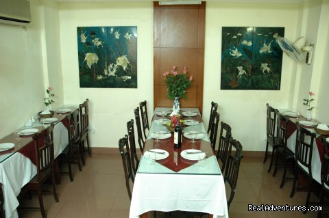 Dining room - Hanoi Hotel: read Hotel's reviews & Book !!!