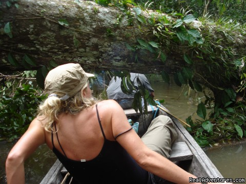 Canoeing - Deep Jungle Tour - Adventure the Amazon with Turamazonas