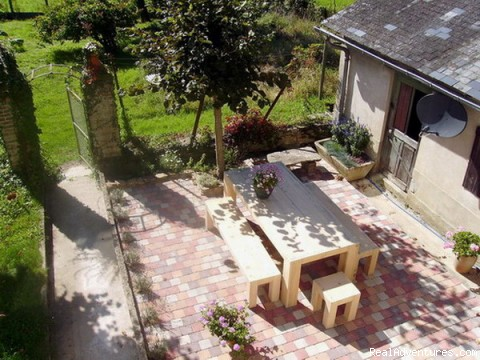 Dine on the terrace! - Spacious Village Holiday Rental, up to 14 people
