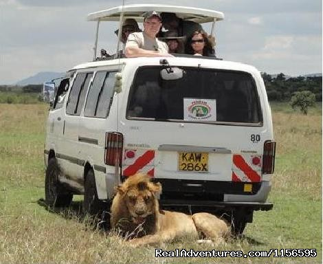 - Adventure Penfam tours Kenya-Tanzania Safaris
