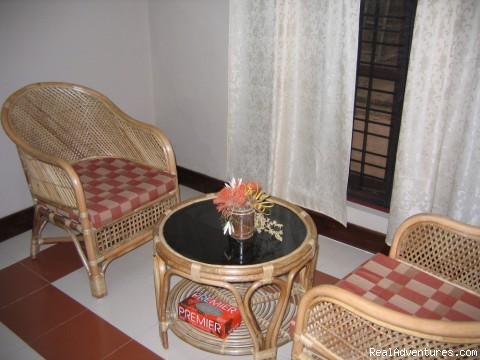 Balcony - Hiliya Resort Wayanad