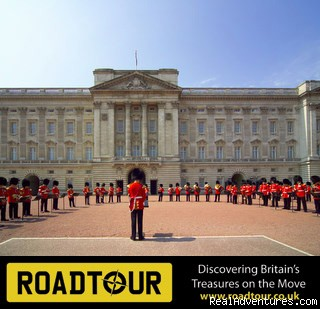 Buckingham Palace (#2 of 4) - RoadTour UK Heritage Guide