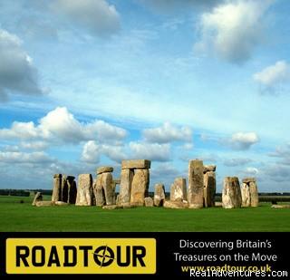Stonehenge (#3 of 4) - RoadTour UK Heritage Guide