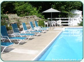 Heated Pool and Hot Tub (#3 of 7) - Buttonwood Inn on Mount Surprise
