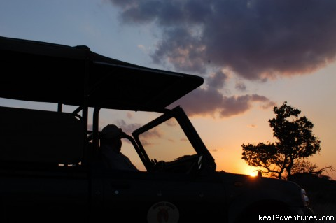 Sunset - Kruger National Park Safaris