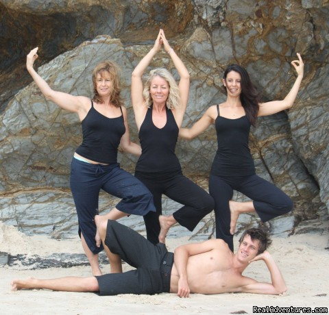 Make new friends - Unforgettable Yoga Retreat Getaways
