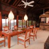 The Pavilion Living room at Manu villas vacation rental