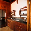 Potoo kitchen at Manu villas and Spa vacation rental
