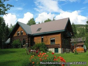 A True Canadian Experience Golden, British Columbia Bed & Breakfasts