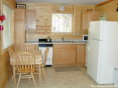 Well Appointed Kitchens! - Northwoods Destination
