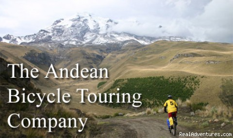 Chimborazo paramo - The Andean Bicycle Travel Company