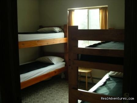 Four bed bedroom - Overnight Lodging - Boundary Waters Canoe Area