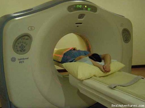 Health Tourism in Malaysia: CT Scanner by GE