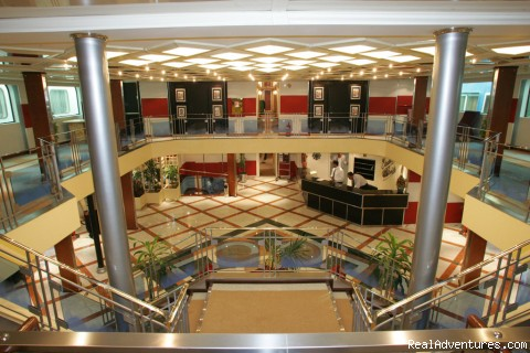 - Nile Cruise Reservation Center