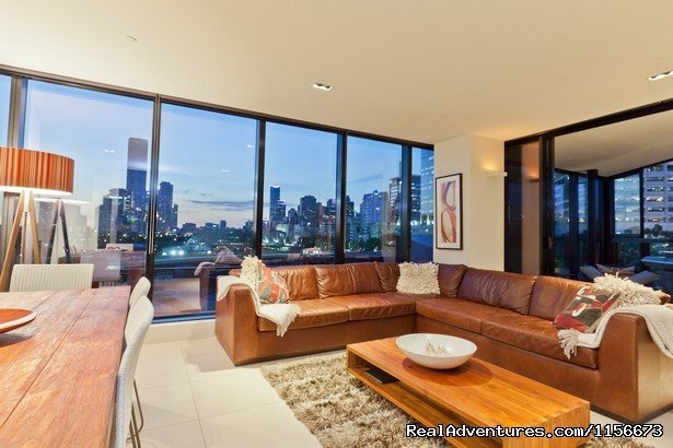 The Skyline Arena -  3 bedroom apartment with great views