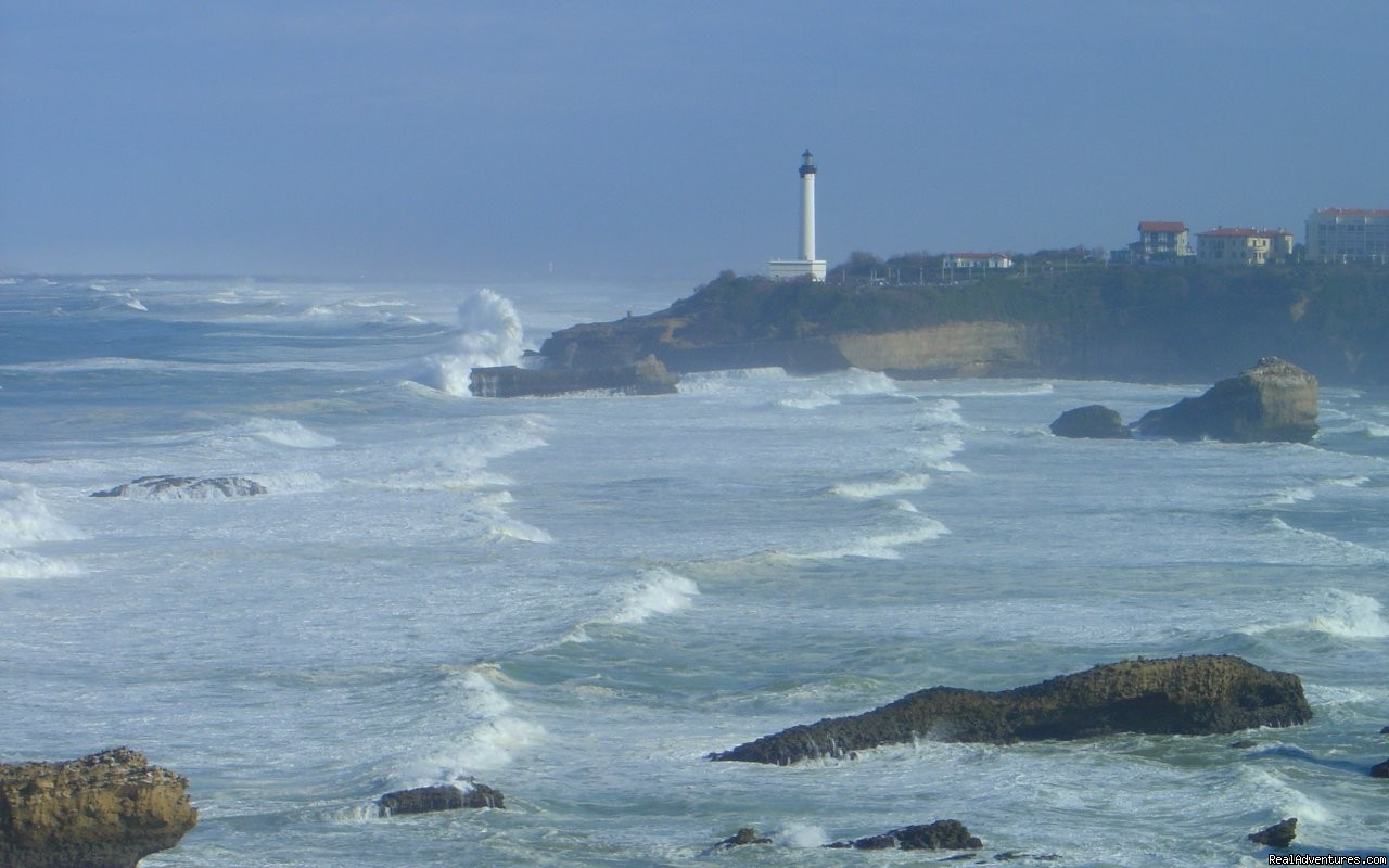 Image #7/7 | Pictures of Biarritz