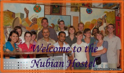 Inexpensive Downtown Cairo Hostel - Nubian Hostel