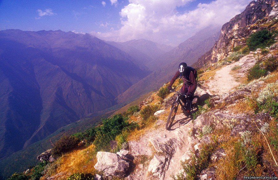 Image #2/9 | Mountain Biking Photos from Peru