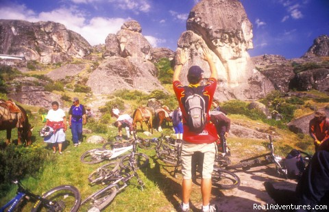 Mountain Biking Photos from Peru: