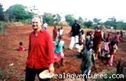 Volunteers at the Community Center (#2 of 4) - Volunteer in Kenya