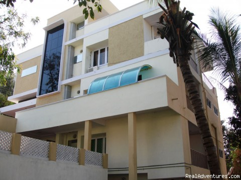 Falcons Nest Service Apartments Hyderabad, India Hotels & Resorts
