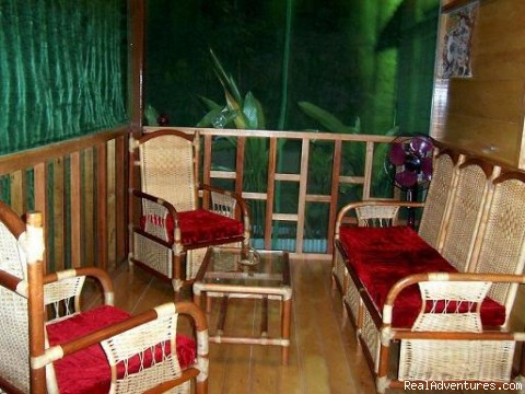 - Famous Amazonian Jungle Healing Center