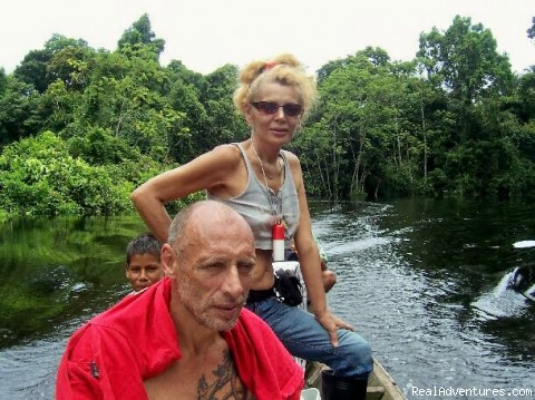 Image #7 of 12 - Famous Amazonian Jungle Healing Center