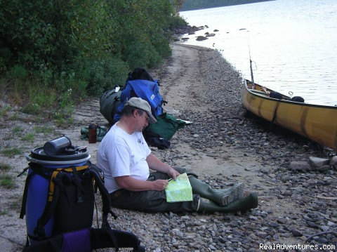 Calling out - change in plans/exit point - Ontario/Quetico Park canoe trip