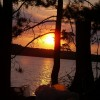 Quetico September Sunset