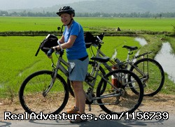 Mekong Delta, Vietnam - Cycling tours in New Zealand, Vietnam and Japan