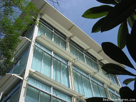 - Accommodation: Youth Hostels