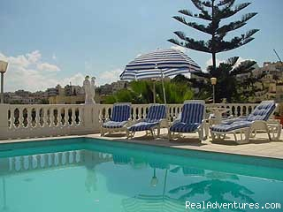 Fantastic Villa/Apartments w.Pool/Air Cond-Malta Mellieha, Malta Vacation Rentals
