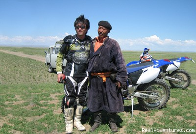 The Martian and the Nomad, Middle Gobi (#3 of 6) - Bike Mongolia - Freedom Unlimited