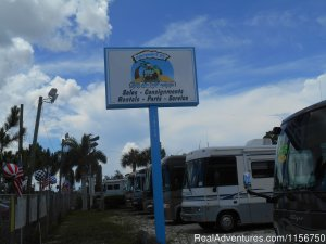 Affordable RV Rentals from Coconut RV Fort Myers, Florida RV Rentals