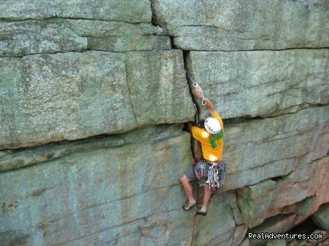Gunks rock climbing (#13 of 20) - Mountain Skills Climbing Guides- rock/ice climbing