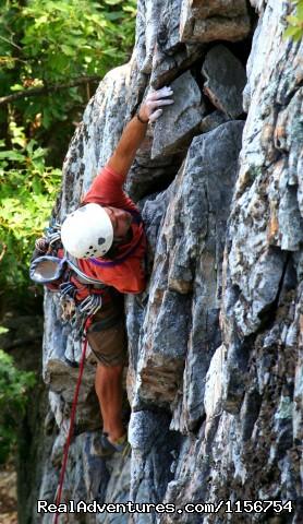 rock climbing in the Gunks (#15 of 20) - Mountain Skills Climbing Guides- rock/ice climbing