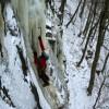 Mountain Skills Climbing Guides- rock/ice climbing Stoney Clovey ice climbing, Catskills