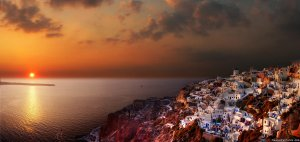 Renew Your Spirit Retreats in Greece Santorini, Greece Health Spas & Retreats