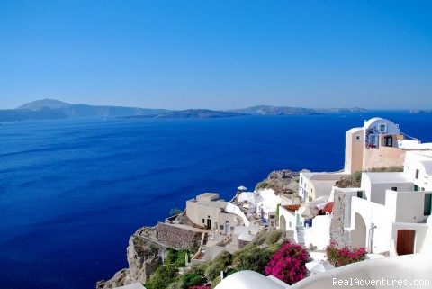 Oia & Sea (#2 of 4) - Renew Your Spirit Retreats in Greece