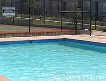 On site pool & Gym - Botany Down Waldorf Furnished Apartments