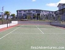 On site Tennis Court - Botany Down Waldorf Furnished Apartments