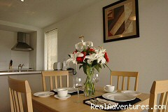 Dining areas - Botany Down Waldorf Furnished Apartments