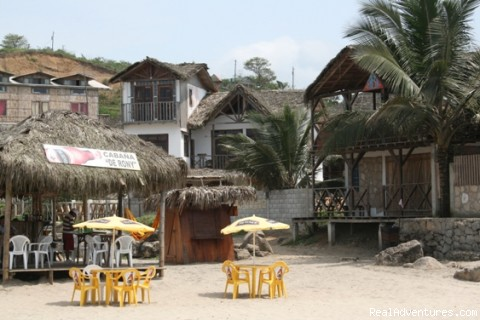 Our School - right on the beach! (#2 of 8) - Learn Spanish on the Beach, Surf and Scuba Dive