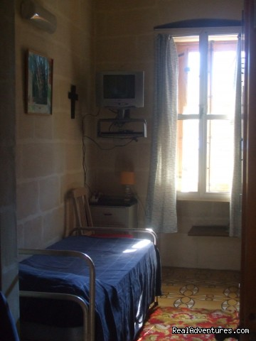 Single room.  - Budget Getaway  at Sliema Homestay Malta