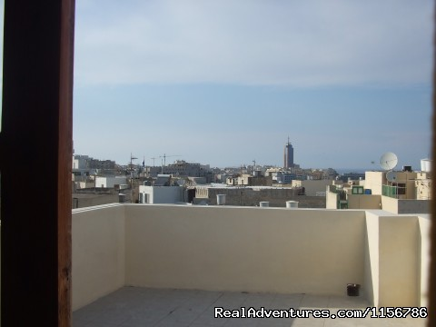 Single room en suite. - Budget Getaway  at Sliema Homestay Malta