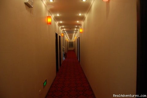 Beijing Perfect Inn Hallway - Beijing Perfect Inn